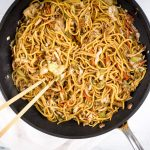 Trader Joe's Low Fat Chicken Chow Mein Review – Freezer Meal Frenzy