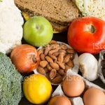 Healthy Food Recommended For Diabetes Stock Photo - Download Image Now -  iStock