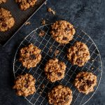 Low-Fat Chewy Chocolate Chip Oatmeal Cookies - Skinnytaste