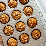 Healthy Pumpkin Muffins with Oatmeal – WellPlated.com