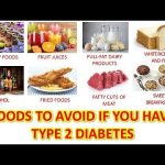 Healthy life-Foods to avoid if you have type 2 diabetes-Diabetes - YouTube