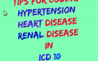 Superb Coding tips for Hypertensive Heart Kidney Disease in ICD 10 -  Medical Coding Guide
