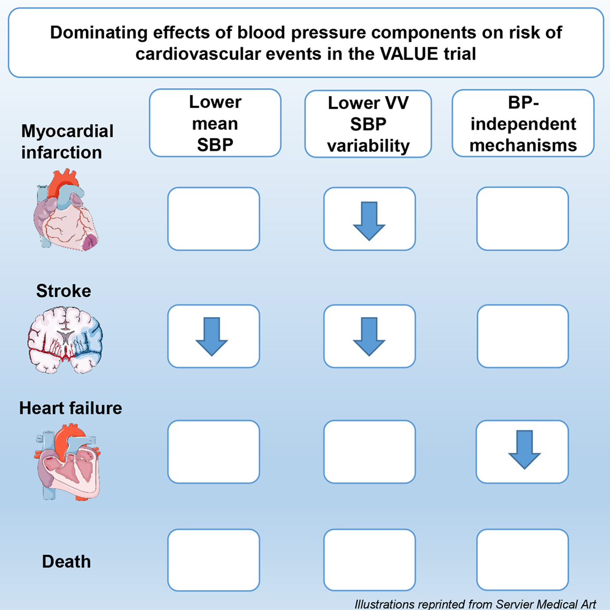 Blood Pressure–Lowering Profiles and Clinical Effects of Angiotensin  Receptor Blockers Versus Calcium Channel Blockers | Hypertension