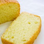 Sour Cream Pound Cake (Low Fat) - Cooking with Mamma C