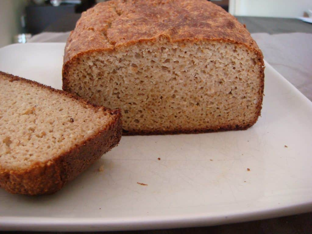 Healthy Gluten Free and Low Carb Bread - Divalicious Recipes