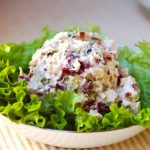 Low Carb Chicken Caesar Salad | Healthy Fitness Meals