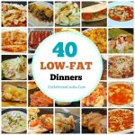 My Big Fat List of 40 Low-Fat Recipes - Eat at Home