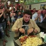 Video: The Gluttony That Is Man v Food - Eater