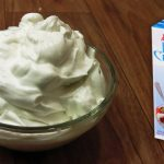 How To Make Whipped Cream from Low Fat Cream   not just spice
