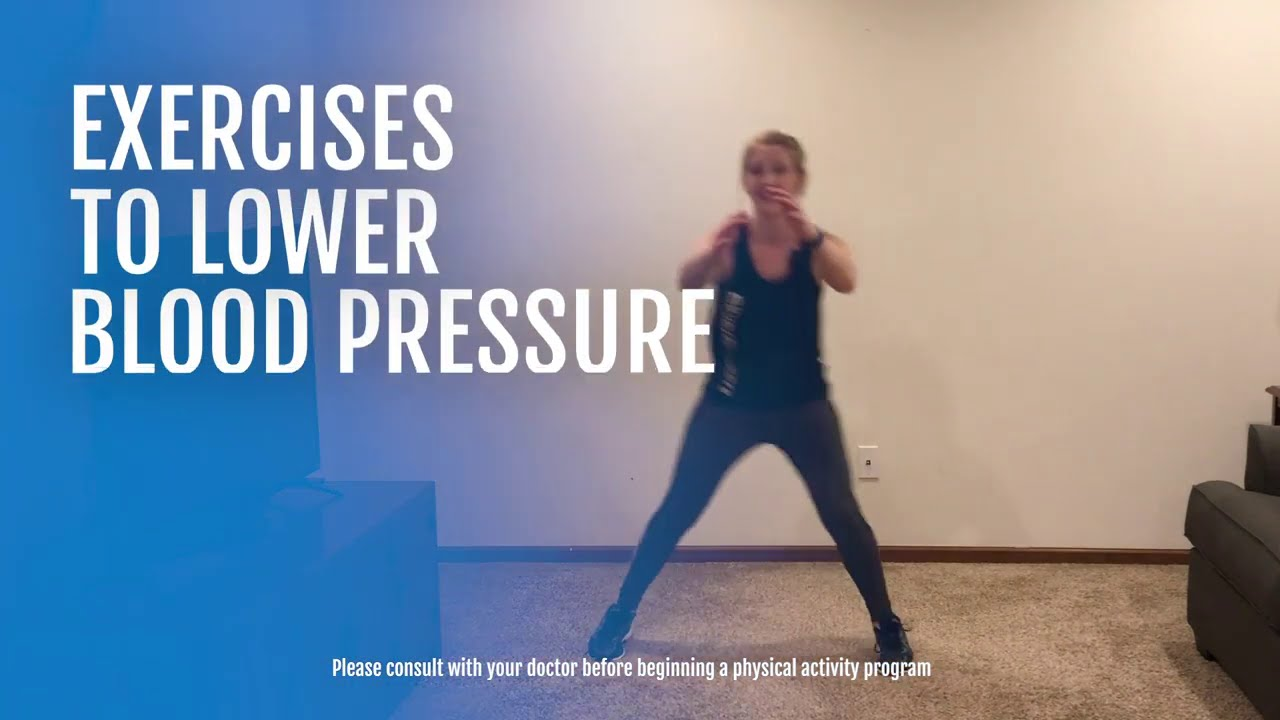 Hypertension: 5 Best Exercises To Control High Blood Pressure Naturally