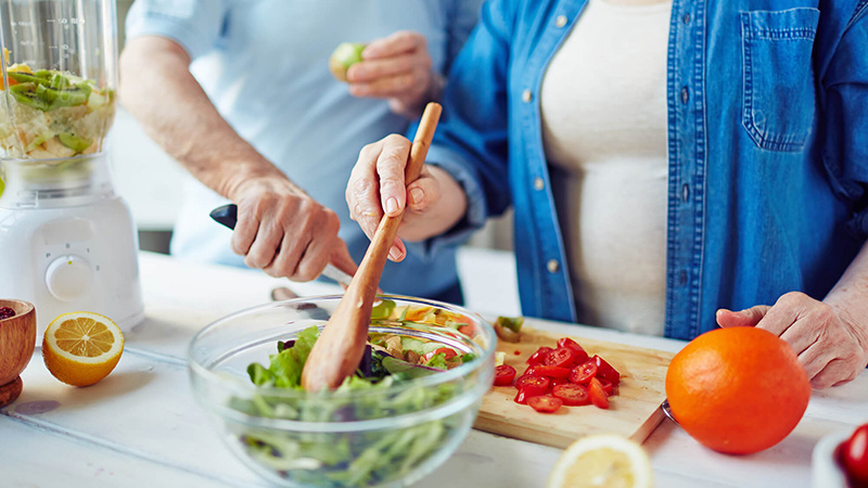 Changes You Can Make to Manage High Blood Pressure   American Heart  Association