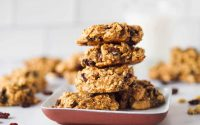 Oat Protein Cookies (No Butter & Low Processed Sugar Breakfast Cookies!) -  Mae's Menu - Quick and Healthy Recipes