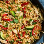 Pad Thai Recipe (with Chicken or Shrimp) - Cooking Classy