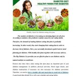 Diabetes eating diet plan pdf guide for download by Hannah Lee - issuu