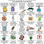 DIABETES BINGO Remember the Daily Do s for Diabetes and Get Checked By Your  Doctor! - PDF Free Download