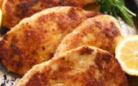 Parmesan Crusted Chicken   101 Cooking For Two