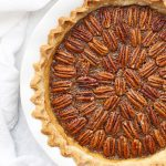 The BEST Pecan Pie - With No Corn Syrup! • One Lovely Life