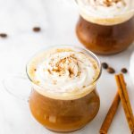 Homemade Pumpkin Spice Latte - All the Healthy Things