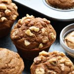 The BEST Healthy Pumpkin Muffins - Fit Foodie Finds