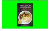 Real Food for. Gestational Diabetes An Effective Alternative to the C…