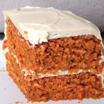 Best Healthy Carrot Cake (w/ Cream Cheese Frosting) - Fit Foodie Finds