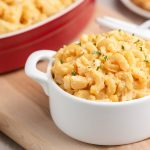 Healthy Macaroni and Cheese {Baked or Stovetop + VIDEO!} - Mae's Menu