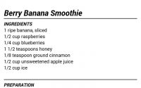 Low Calorie Smoothies for Android - APK Download