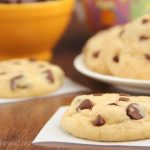Chocolate Chip Cookie Recipe - Fast recipe with no chilling required!
