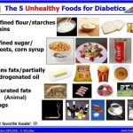 Unhealthy Foods to Avoid with Diabetes   Raise Blood Sugar