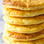 The Best No-Carb Cloud Bread with only 4 Ingredients
