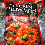 Trader Joe's Low Fat Chicken Chow Mein | Eating At Joes
