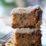 Healthy Carrot Cake- the BEST Healthy Cake! - The Big Man's World ®