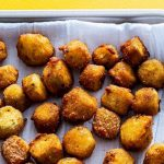 Make Crunchy Oven-Fried Smashed Okra With Just 142 Calories Recipe | Cooking  Light