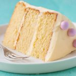 Easy Vanilla Cake Made From Scratch - Sweetest Menu
