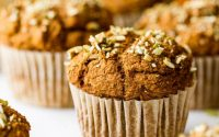 Almond Flour Pumpkin Muffins | Healthy, Low Carb, and Gluten Free
