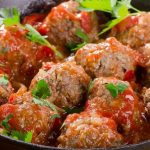 Tender and Flavorful Low Fat Meatballs