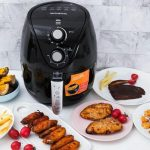 I want to eat fried food, but I have diabetes, what should I do? No  problem, use an air fryer | DayDayNews