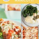Light and Easy Manicotti Recipe Your Family Will Love!