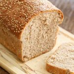 Soft Whole Wheat Bread- perfect for sandwiches -Baking a Moment