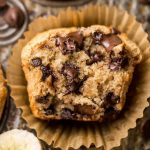 Skinny Banana Bread Muffins - Tastes Better from Scratch
