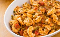 Easy Shrimp Creole with Rice Recipe and Video - Eat Simple Food