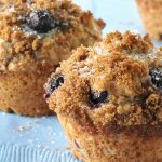 Healthy Blueberry Muffins {Easy and Freezer-Friendly!} - WellPlated.com