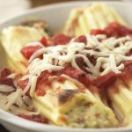 Turkey Spinach Manicotti   Healthy & Low Calorie - This Delicious House