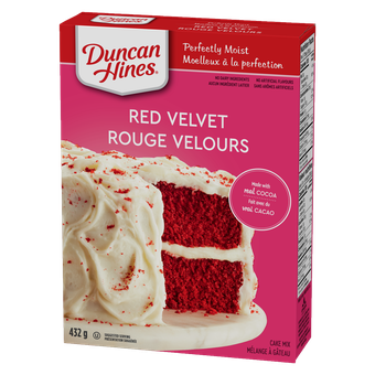 Product: Red Velvet   Duncan Hines Canada®