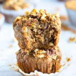 Healthy Banana Nut Muffins Recipe - Evolving Table