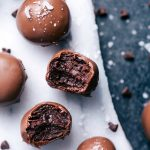 No-Bake Brownie Protein Bites Recipe - To Die For | Healthy Fitness Meals