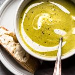 Healthy Broccoli Soup - without any cream - My Food Story