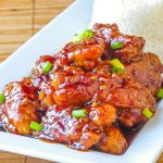 Low Fat Baked General Tso's Chicken - in our Top 10 recipes!