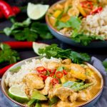 Thai Chicken Curry with Coconut Milk   Easy One-Pan Recipe