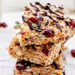 10 Easy & Healthy Granola Bar Recipes! They're all gluten-free & made with  no refined flour… | Granola bar recipe healthy, Healthy granola bars, Granola  recipe bars